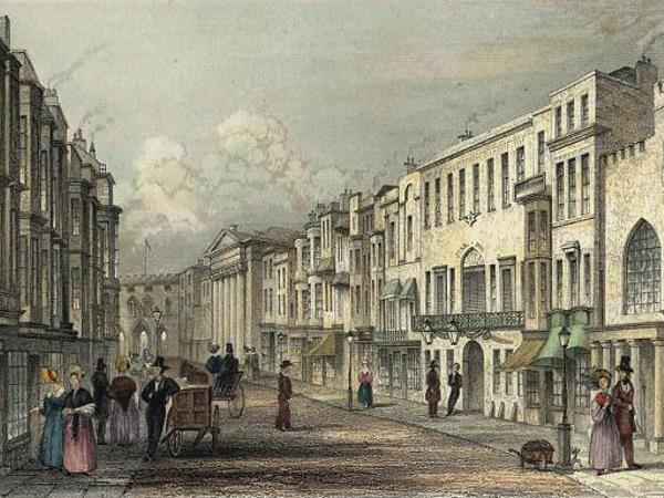 Southampton circa 1839